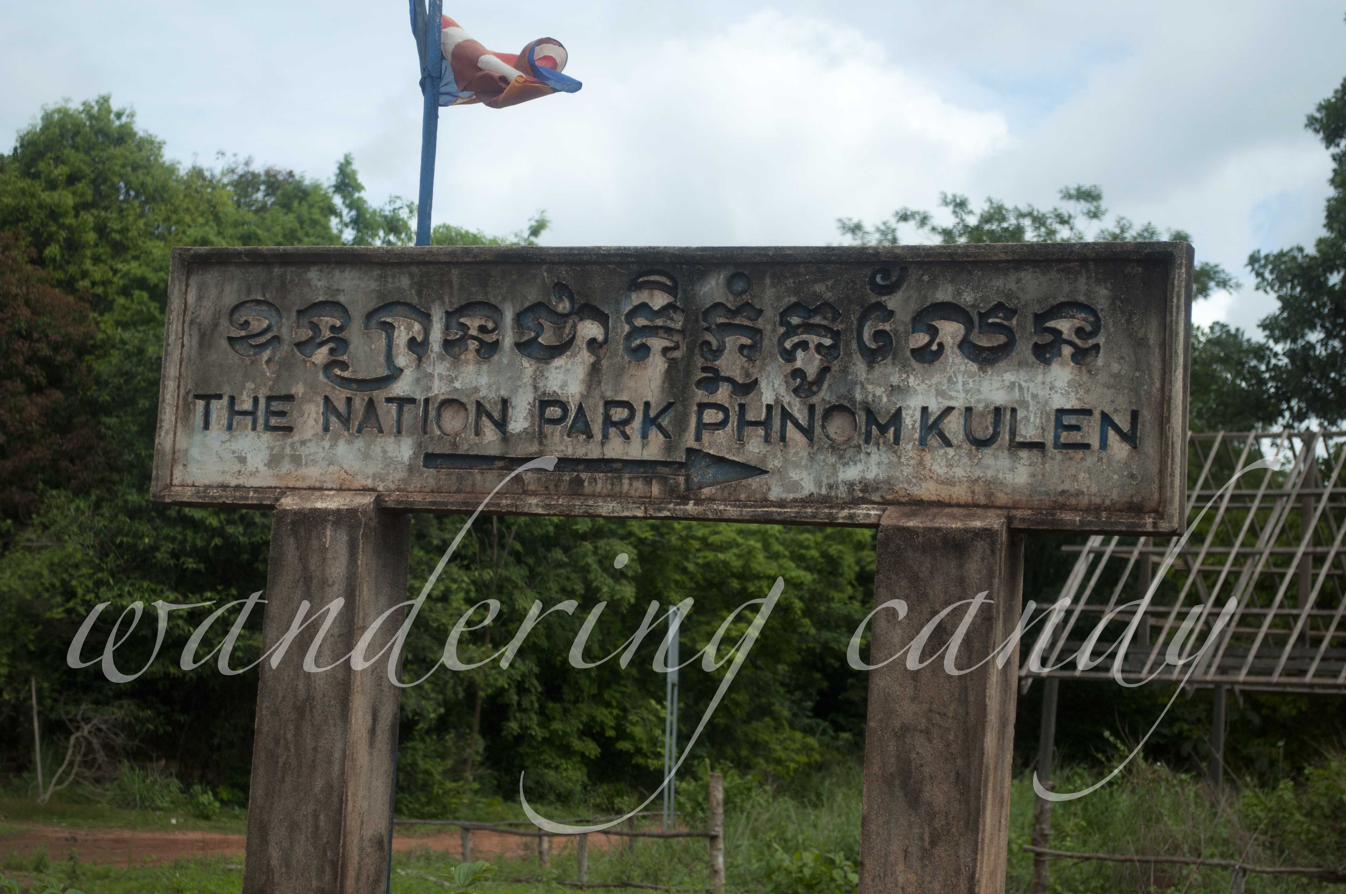 Templed Out in Angkor? Go Visit Phnom Kulen