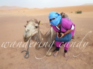 June: Visited the Sahara Desert for the first time!