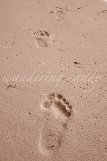 Happy Footprint