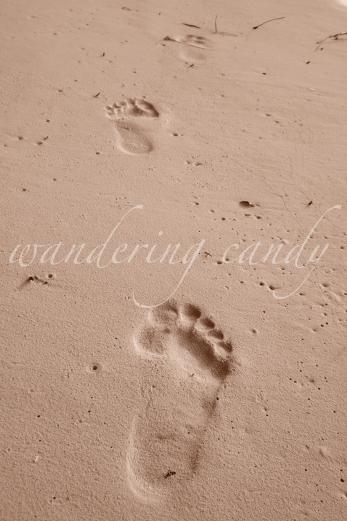Happy Footprint