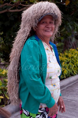 Green Ivatan Lady _DSC0186