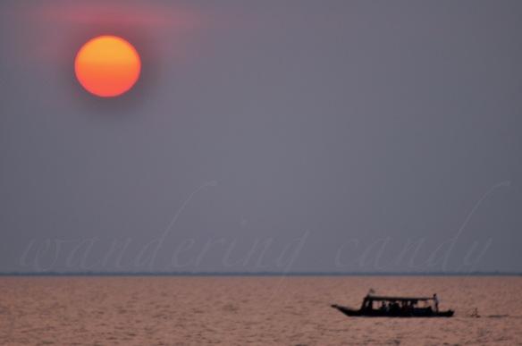 Camdodian Sunset