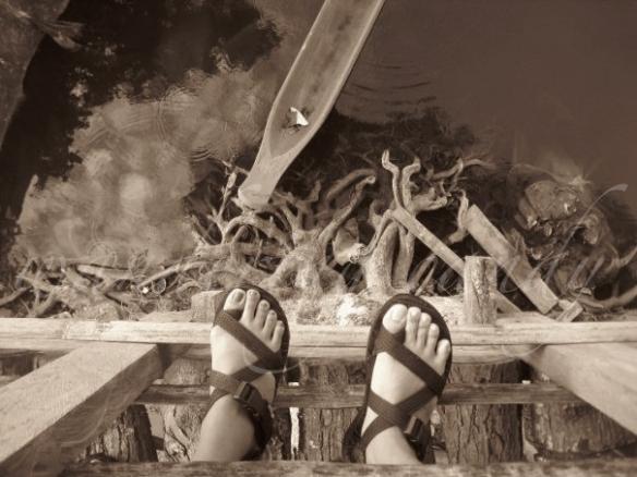 Lake Sebu Feet